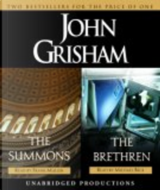 The Summons / The Brethren by John Grisham