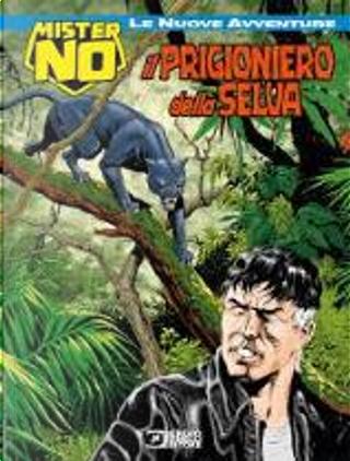 Mister No - Le nuove avventure n. 3 by Luigi Mignacco