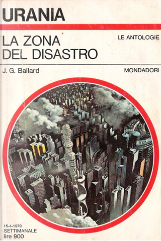 La zona del disastro by J. G. Ballard
