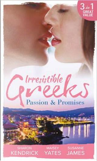 Irresistible Greeks by Sharon Kendrick