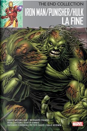 Iron Man/Punisher/Hulk by Bob Layton, David Micheline, Garth Ennis, Peter David