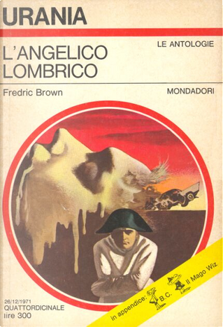 L'angelico lombrico by Fredric Brown
