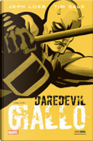 Daredevil: Giallo by Tim Sale, Jeph Loeb