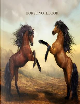 Horse Notebook by La Princesse Company