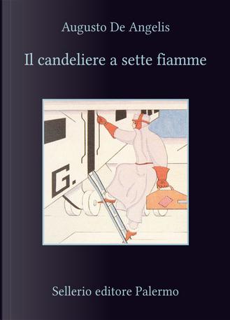 Il candeliere a sette fiamme by Augusto de Angelis