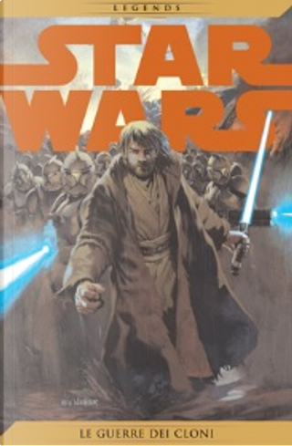 Star Wars Legends #13 by Haden Blackman, John Ostrander