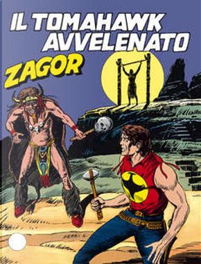 Zagor n. 325 (Zenith n. 376) by Ade Capone, Moreno Burattini