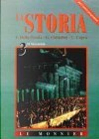 La storia, Vol. 3 by Carlo Capra, Franco Della Peruta, Giorgio Chittolini