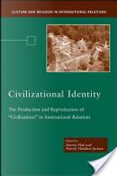 Civilizational Identity by Martin Hall