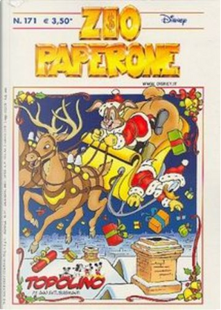 Zio Paperone n. 171 by Byron Erickson, Del Connell, Gil Turner, Guido Martina, Jack Sutter, Lars Jensen, Marco Rota, Paul Halas
