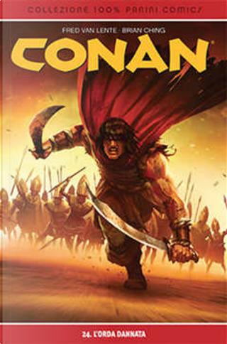 Conan vol. 24 by Fred Van Lente