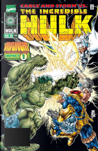 The Incredible Hulk vol. 1 n. 444 by Peter David