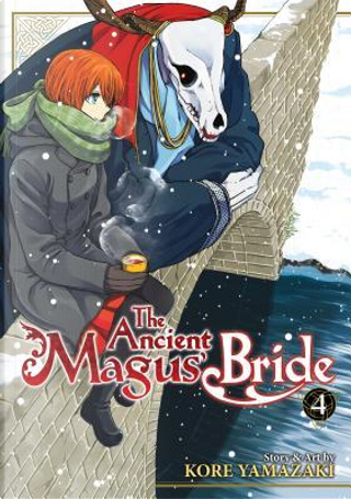 The Ancient Magus' Bride 4 by Kore Yamazaki