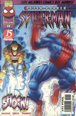 Peter Parker, Spider-Man #11 (de 23) by Howard Mackie, J. M. DeMatteis, Todd DeZago, Tom DeFalco