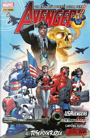 Avengers n. 77 by Al Ewing, James Robinson, Margaret Stohl
