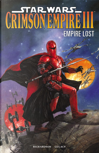 Star Wars, Crimson Empire III: Empire Lost by Mike Richardson