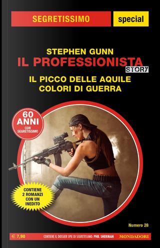Il picco delle aquile - Colori di guerra by Stephen Gunn
