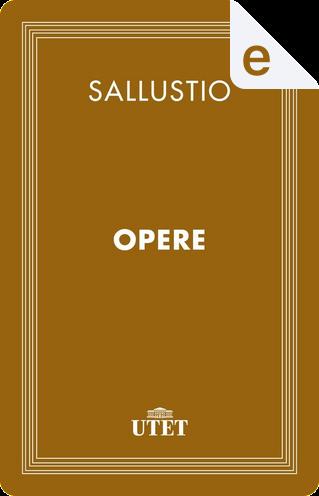 Opere by Gaius Sallustius Crispus