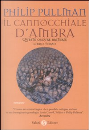 Il cannocchiale d'ambra by Philip Pullman