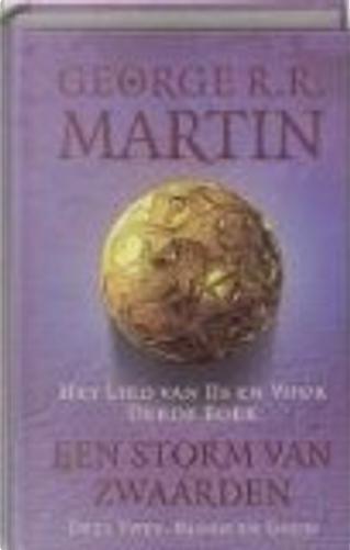 Een storm van zwaarden by George R.R. Martin