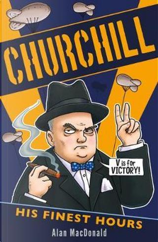 Churchill by alan macdonald