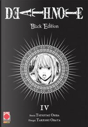 Death Note. Black edition by Takeshi Obata