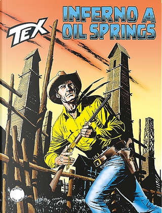 Tex n. 655 by Gianfranco Manfredi