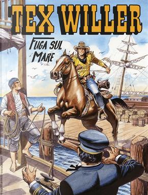 Tex Willer n. 19 by Mauro Boselli