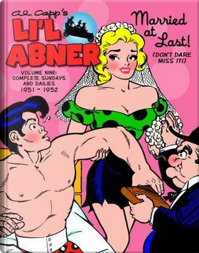 Li'l Abner 9 by Al Capp