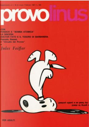 I supplementi di Linus n. 3 by Al Capp, Alex Graham, Charles M. Schulz, George Herriman, Guido Crepax, Jack Kirby, Joe Sinnott, Jules Feiffer, Stan Lee