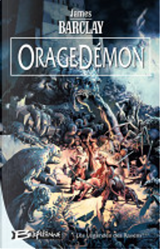 OrageDémon by James Barclay