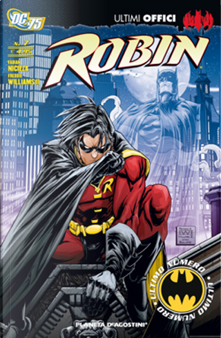Robin (nuova serie) n. 7 by Fabian Nicieza, Freddie Williams II