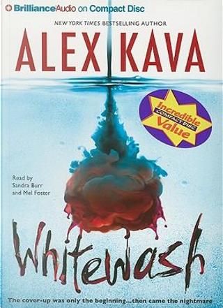 Whitewash by Alex Kava