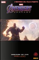 Marvel Movie - Avengers Endgame: Preludio by Will Corona Pilgrim