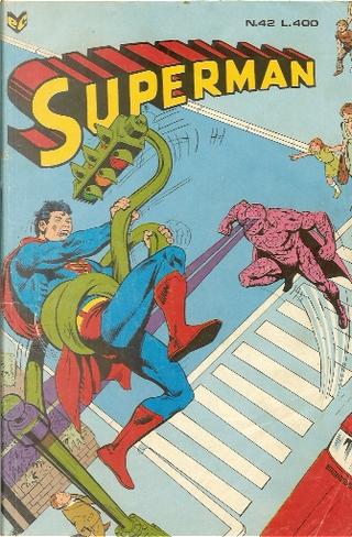Superman n. 42 by Curt Swan, Martin Pasko, Frank Chiaramonte