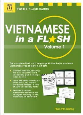 Vietnamese in a Flash Kit by Phan Van Giuong