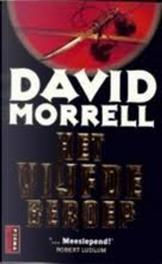 Het vijfde beroep by David Morrell