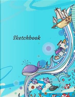 Sketchbook by Jaz Kiddies Books