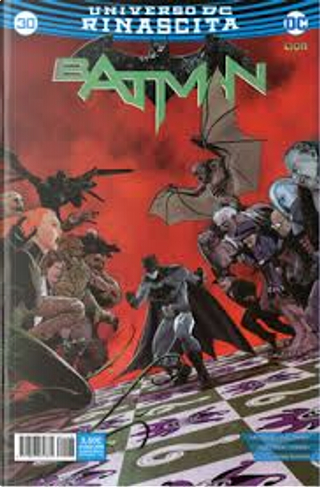 Batman #30 by Tom King