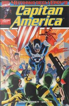Capitan America & Thor n. 49 by Joe Edkin, Mark Waid, Tom Peyer