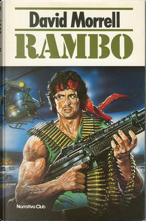 Rambo by David Morrell