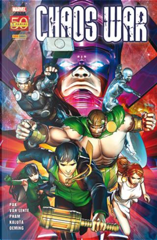Chaos War n. 1 (di 3) by Brandon Montclare, Fred Van Lente, Greg Pak, Michael Avon Oeming