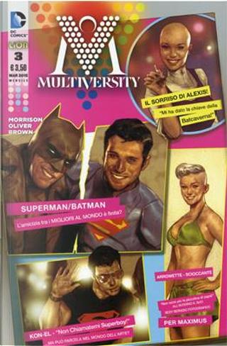 Multiversity n. 3 by Grant Morrison