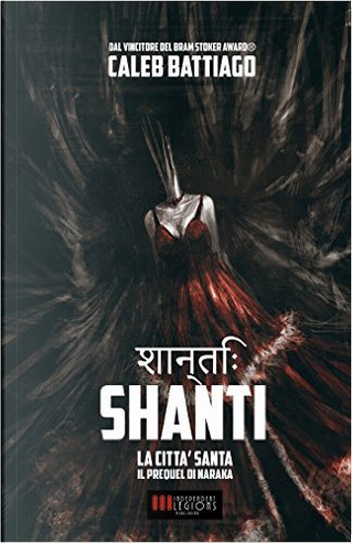 Shanti by Alessandro Manzetti, Caleb Battiago