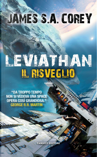 Leviathan by James S. A. Corey
