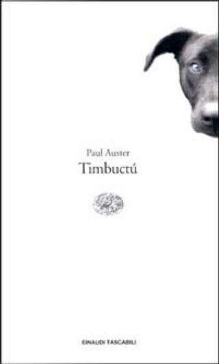 Timbuctú by Paul Auster