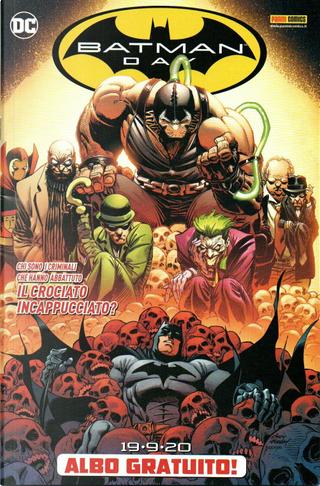 Batman Day 19.9.20 by Andy Kubert, Collin Kelly, Jackson Lanzing, Mairghread Scott, Steve Orlando, Tim Seeley