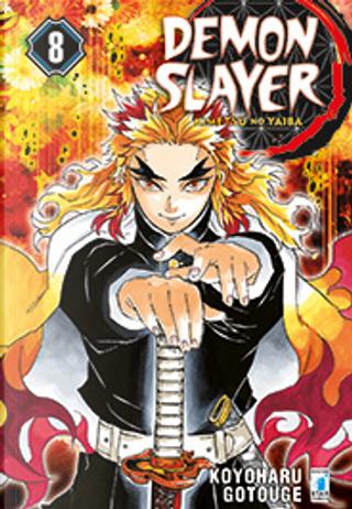 Demon Slayer vol. 8 by Koyoharu Gotouge