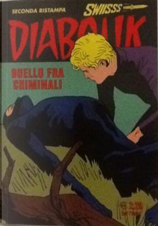 Diabolik Swiisss n. 248 by Angela Giussani, Luciana Giussani