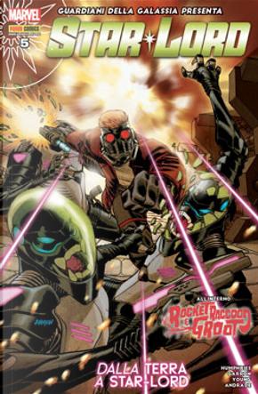 Guardiani della Galassia presenta: Star Lord #5 by Sam Humphries, Skottie Young